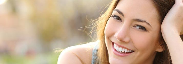 Chiropractic Durham NC Woman Smiling
